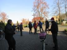 mikolaje na rowerach (2)