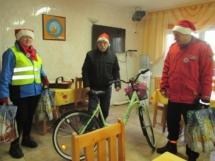 mikolaje na rowerach (3)