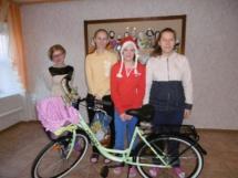 mikolaje na rowerach (7)