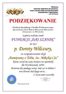 P. DOROTA WILCZUR